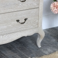French Style 5 Drawer Chest of Drawers - Brigitte Range