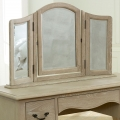 French Style Dressing Table Mirror - Brigitte Range