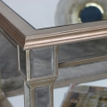 Gold Mirrored Coffee Table - Deco Range