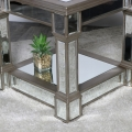 Gold Mirrored Side Table - Deco Range