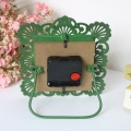 Green Vintage Mantel Clock