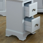 Grey Bedside Table - Davenport Grey Range