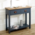 Grey Console Table - Grayson Range