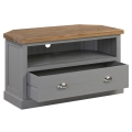 Grey Corner TV Unit - Westminster Range