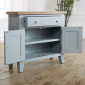 Grey Sideboard Storage Cupboard - Rochford Range