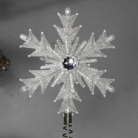 Jewelled Snowflake Tree Topper