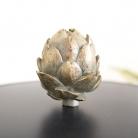 Large Antique Gold Artichoke Ornament