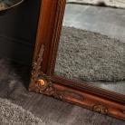 Large Gold Distressed Mirror 158cm x 79cm