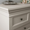 Large Grey 7 Drawer Chest of Drawers - Daventry Taupe-Grey Range DAMAGED SECOND 1999