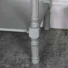 Large Grey Mirrored Sideboard Storage – Vienna Range