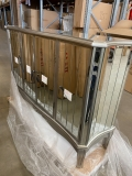 Large Mirrored Sideboard - Tiffany Range DAMAGED SECOND 1998