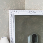 Large White Wall / Leaner Mirror 100cm x 150cm