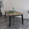 Large Wooden Nordic Dining Table