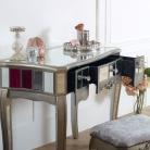 Mirrored Dressing Table - Tiffany Range