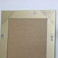 Ornate Gold Wall Mirror 42cm x 52cm