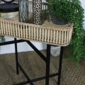 Rectangle Bamboo Tray Table