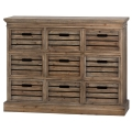 Rustic Chest of Drawers - Somerset Range