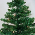 Small LED Christmas Tree in Pot