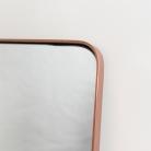 Tall Copper Wall / Floor / Leaner Mirror 47cm x 142cm