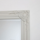 Tall Taupe Wall / Leaner Mirror 47cm x 142cm