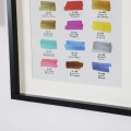 'The Colours of Love' - Wall Print