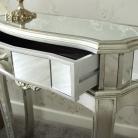 Tiffany Range - Half Moon Console Table