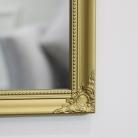 Vintage Gold Wall Mirror 36cm x 55cm