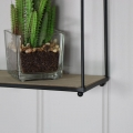 Wall Mounted House Shelf