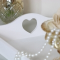 White Wooden Butlers Serving Tray