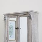 Wooden Mirrored Bathroom Cabinet