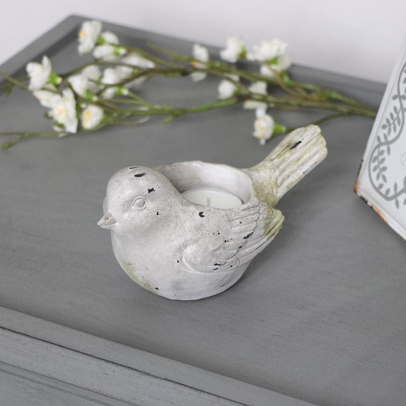 Bird Shaped Tealight Holder