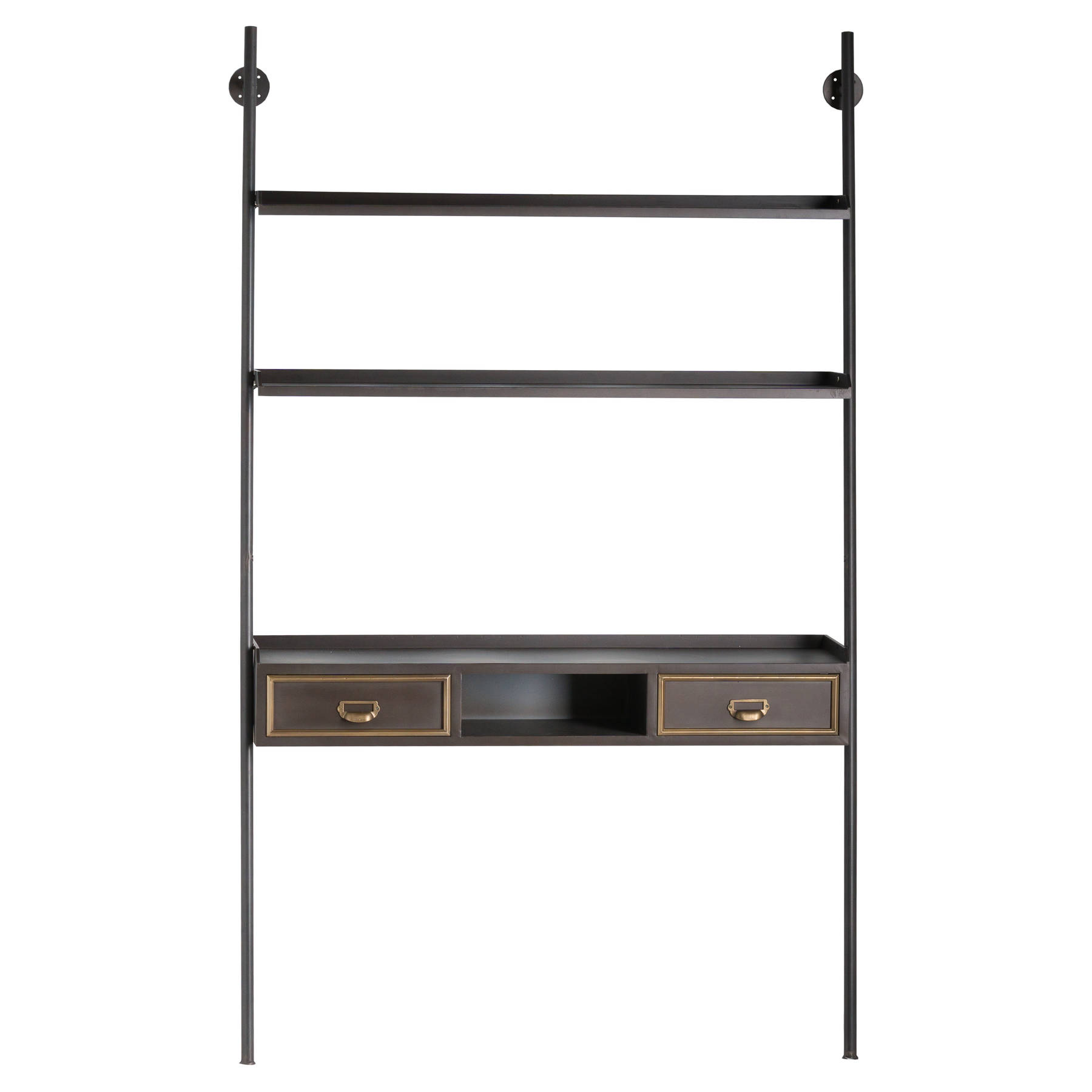 Black Ladder Desk - Seattle Range