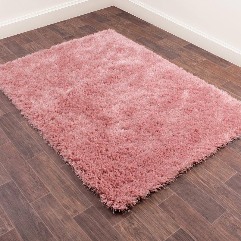 Blush Pink Rug 80cm x 150cm