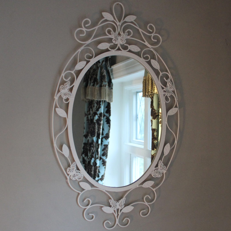 Butterfly Wall Mirror Melody Maison