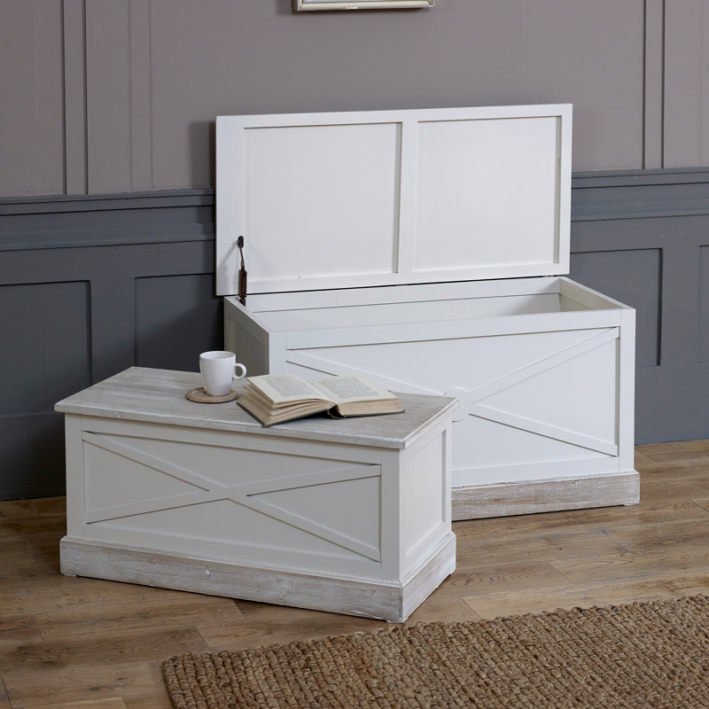 Blanket Boxes - set of 2 - Lyon Range