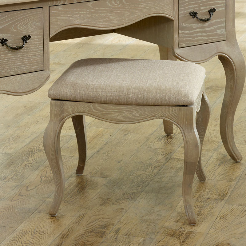 Details about French style dressing table stool vintage french shabby chic  bedroom furniture
