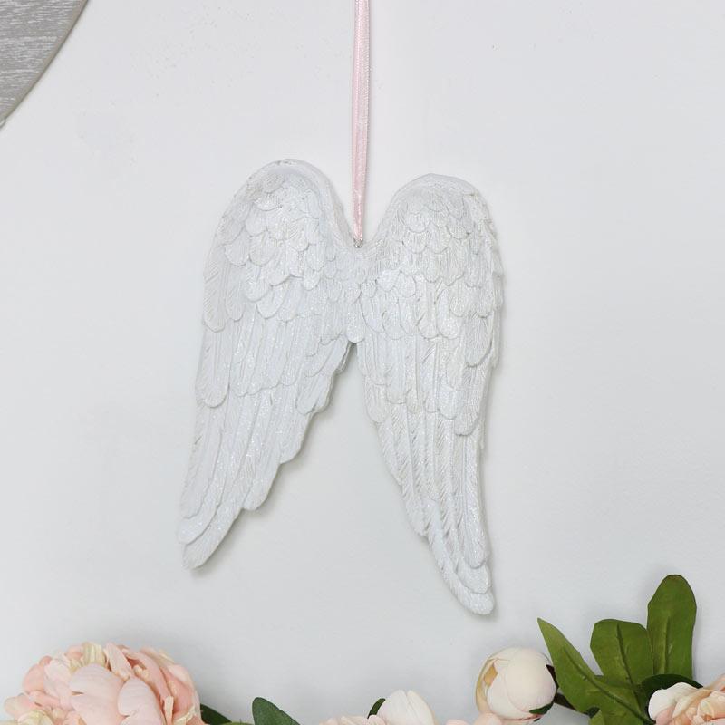 Hanging Angel Wings - Large