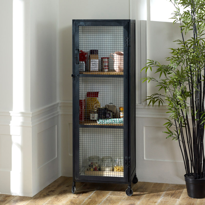 Industrial Shelving Cabinet