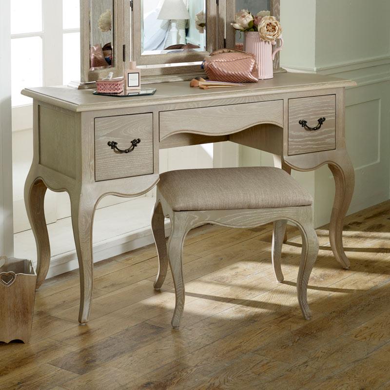 Large French Style Dressing Table - Brigitte Range