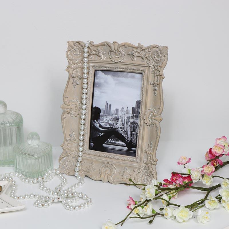 Ornate Photograph Frame