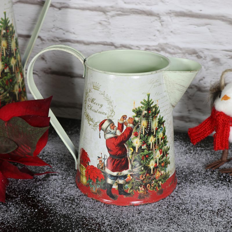 how to frame a mirror in bathroom small vintage santa jug melody maison 174 26092