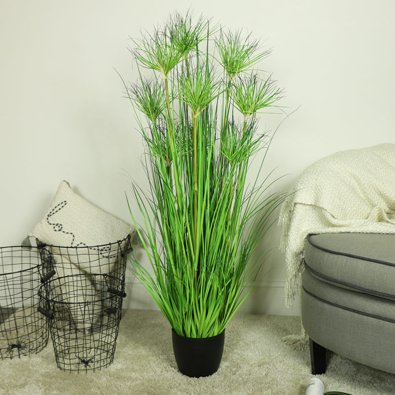 Tall Potted Artificial Water Bamboo Plant Melody Maison 174