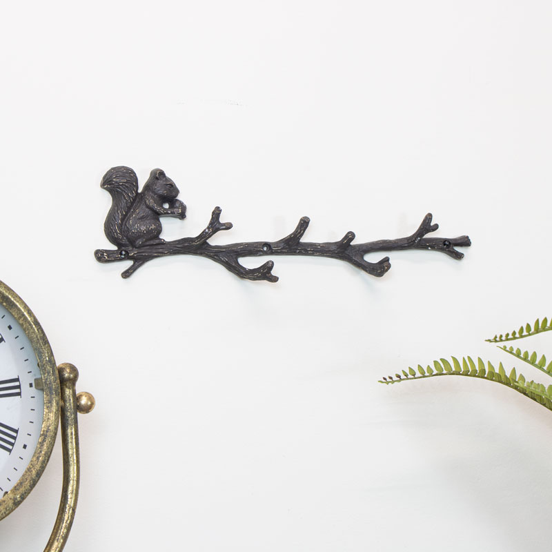 Wall Mounted Branch Hook