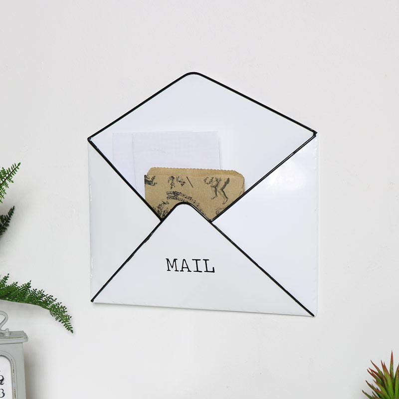 Wall Mounted Mail/Post Holder