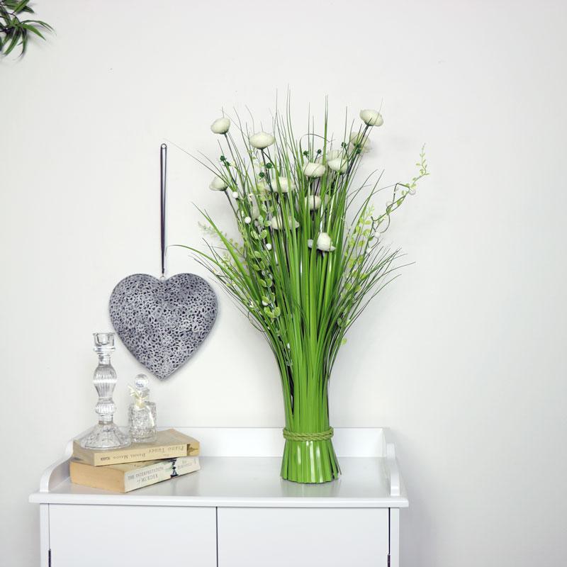 White Ranunculus Flower Arrangement