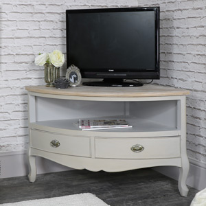 Corner TV Unit - Albi Range