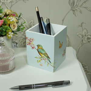 Bird Pen Pot