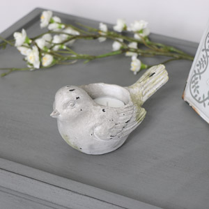 Bird Shaped Tealight Holder