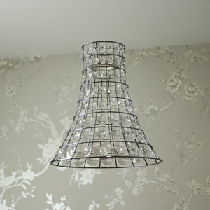 Clear Acrylic Pendant Light