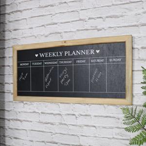 Days of the Week Chalk Board